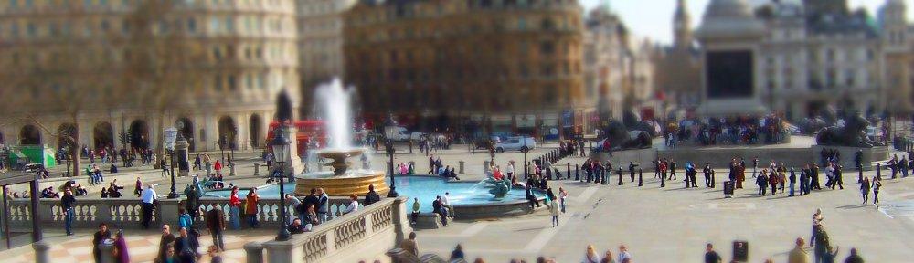 Trafalgar Square Speaker Meeting